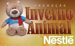 Promoção Inverno Animal Nestlé