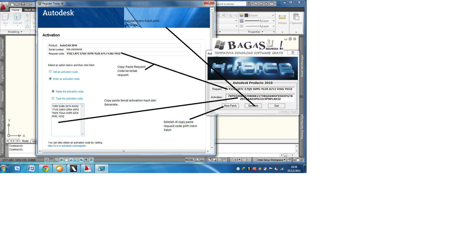 AutoCad 2020 Activation Key free Download MAC Windows