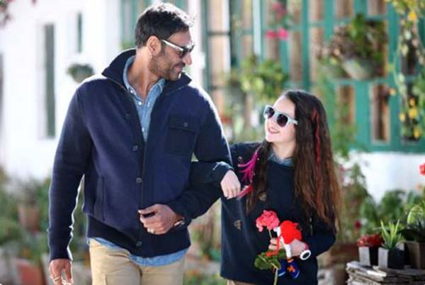 Shivaay : Ajay Devgn pampers his onscreen daughter with 2000 toys!