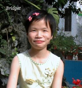 February 27th, 2016: Bridget! (China)