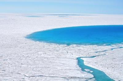 Misteri Danau Hilang Greenland Terpecahkan
