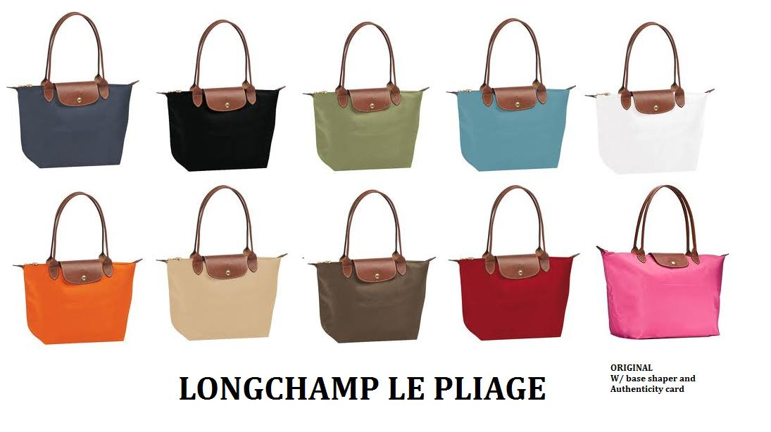 DESCRIPTION;. Longchamp Le Pliage ...