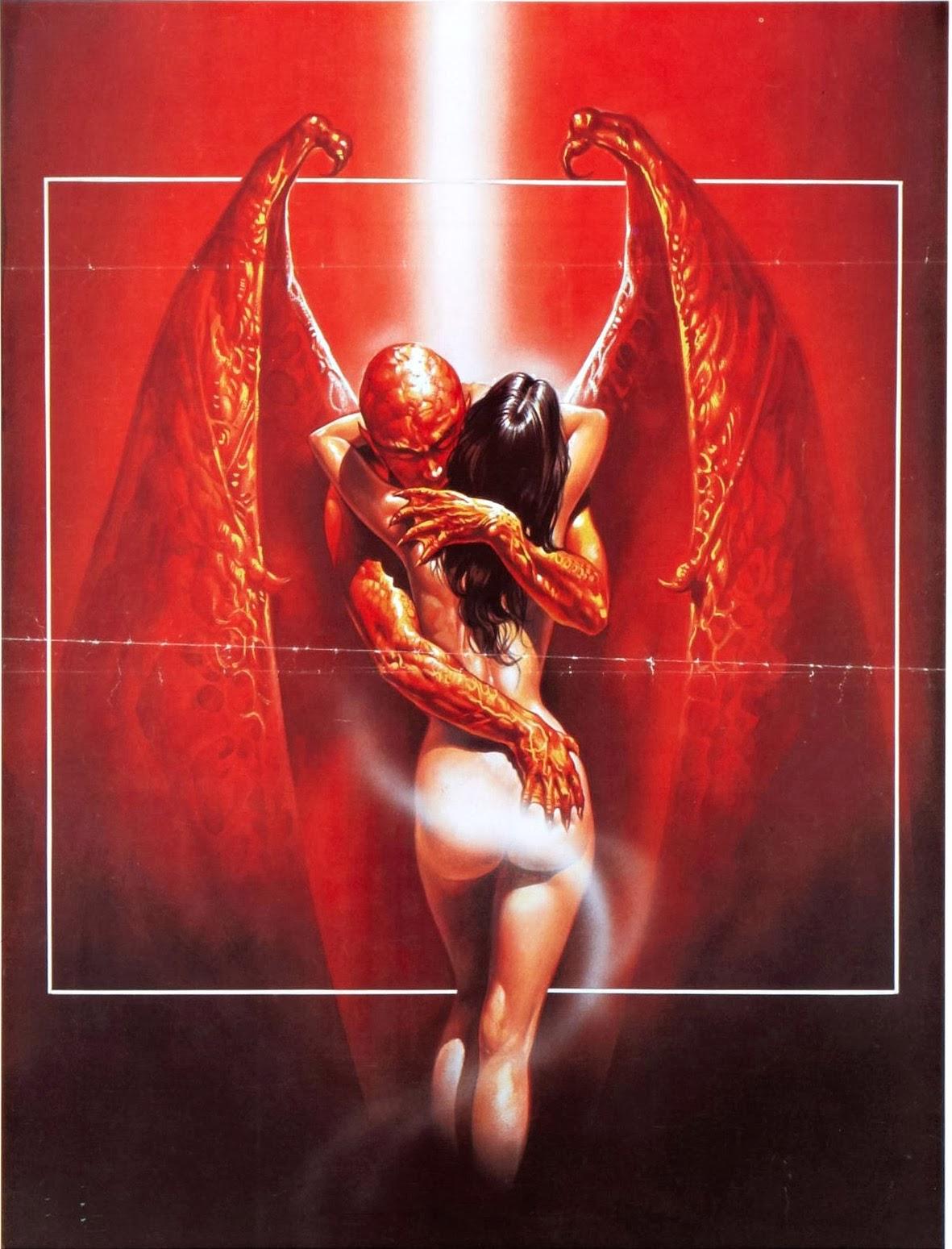 С видео дьяволом секс фильм