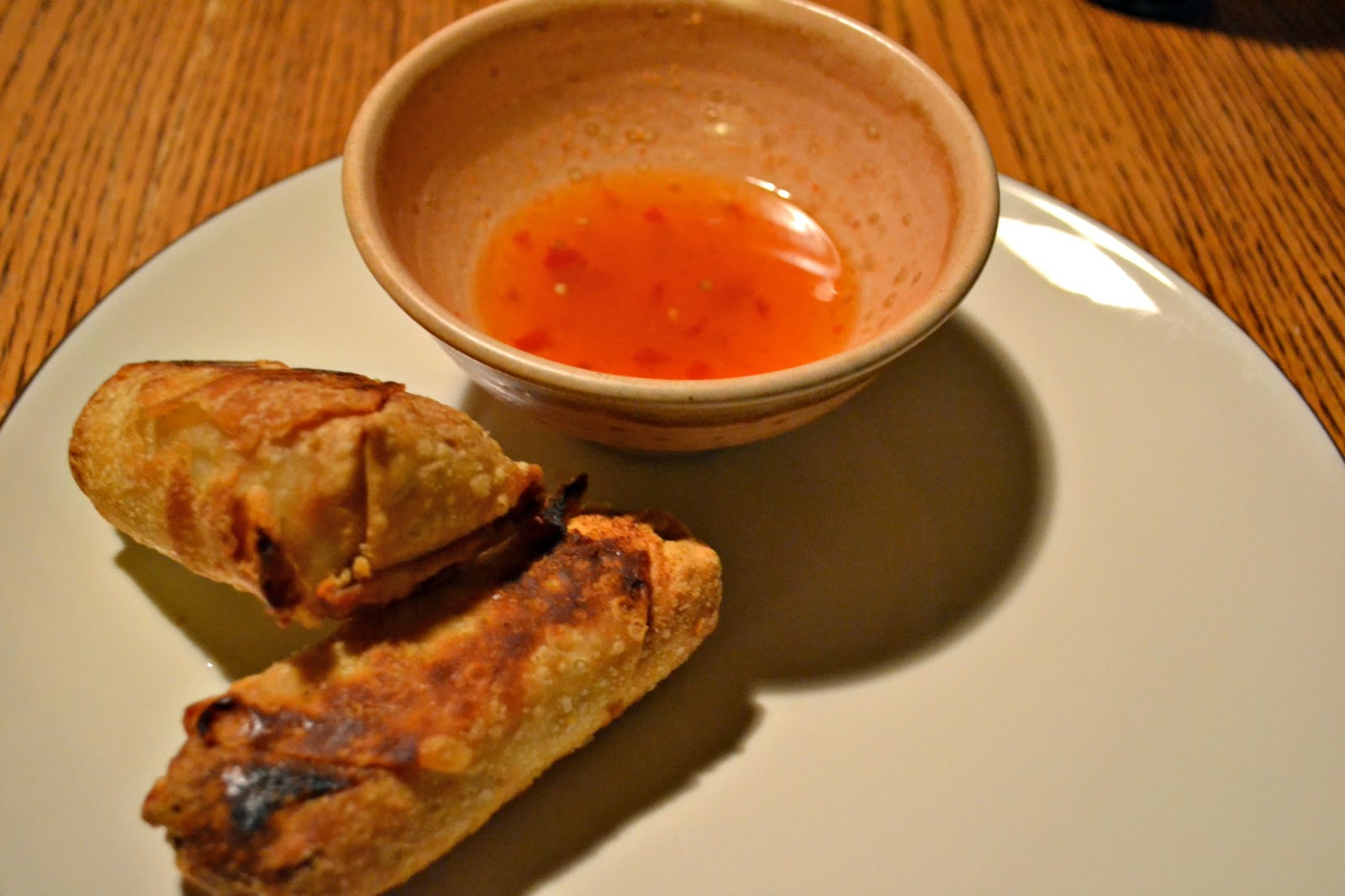 Sweet and Spicy Eggroll Dipping Sauce - Hezzi-D's Books and Cooks