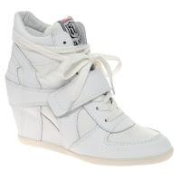 Sneakers compensées Ash Bowie