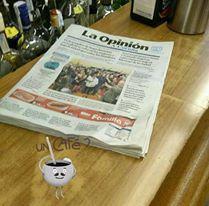 La prensa diaria en A´Pulgueira