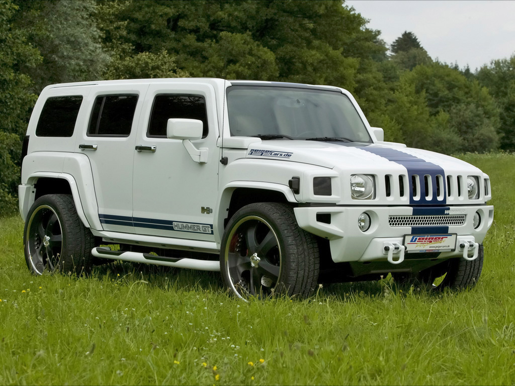 OH! MY DREAM CAR: Hummer