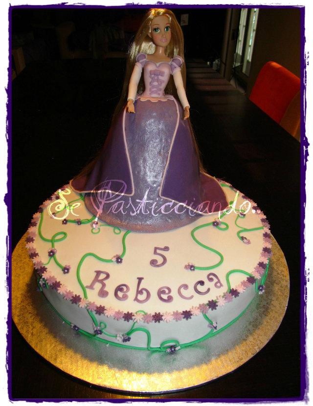 Amato Se Pasticciando: Rapunzel.senza torre!! ZW76