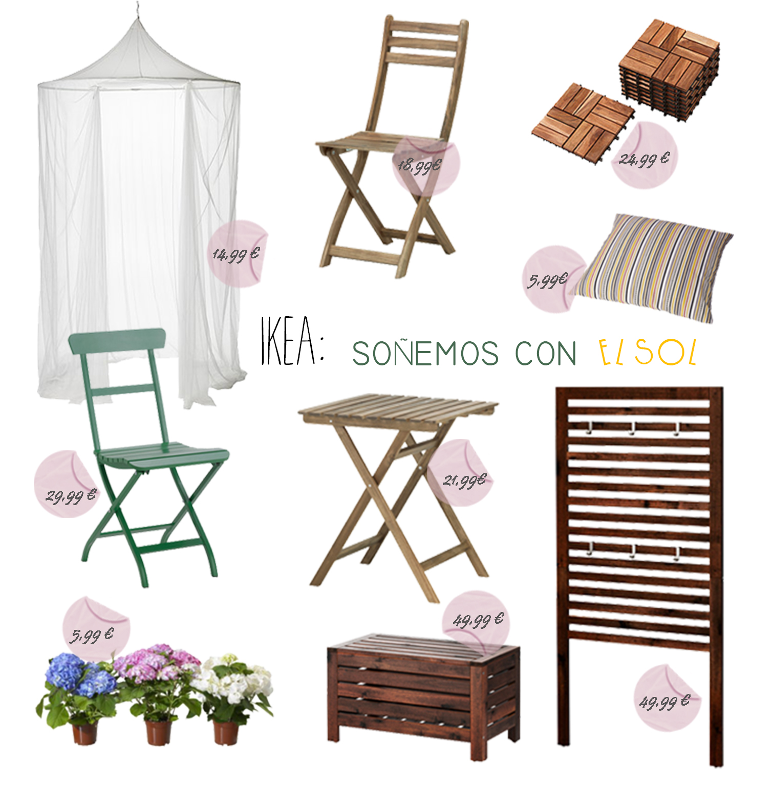 Inspiraci n deco balcones y terrazas hermanas bolena - Antorchas solares para jardin ...