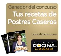 Finalistas del Concurso Postres Caseros