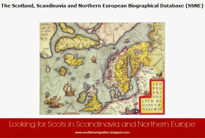 scotland, scandinavia, northern europe, database, emigrants, st. andrew's, steve murdoch