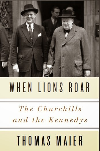 "CLICK Image to Buy ""WHEN LIONS ROAR: The Churchills and the Kennedys"""