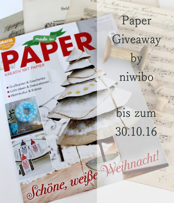 Giveaway bei Niwibo