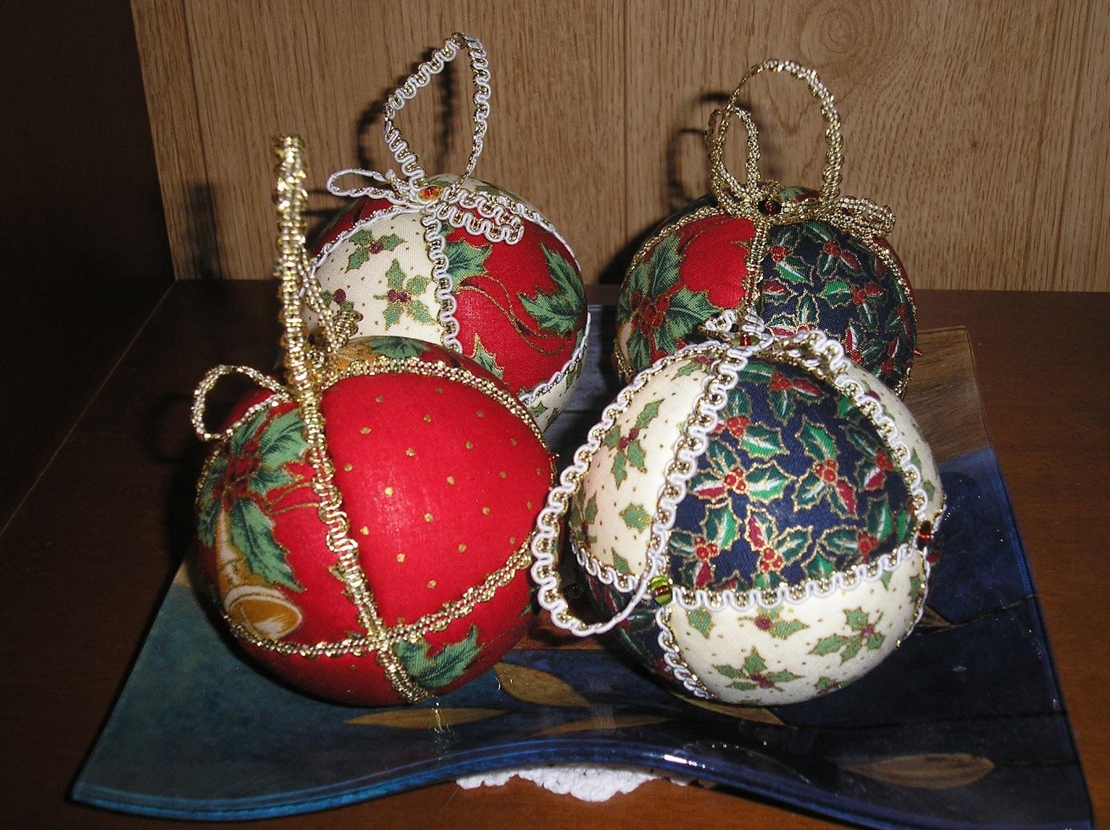 Mis peque as manualidades bolas de navidad para mi arbol - Bolas arbol navidad manualidades ...
