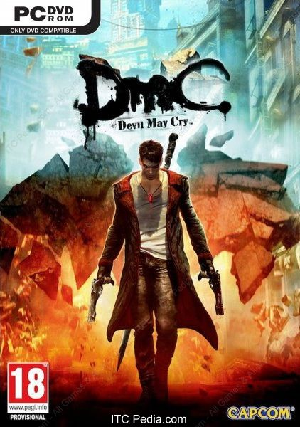 DmC Devil may Cry Update 1 incl DLCs - RELOADED