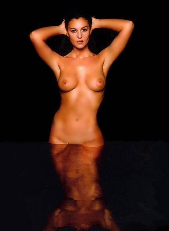 Fotos de desnudos de Monica Bellucci filtradas en