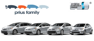 Eco-Friendly Prius Family