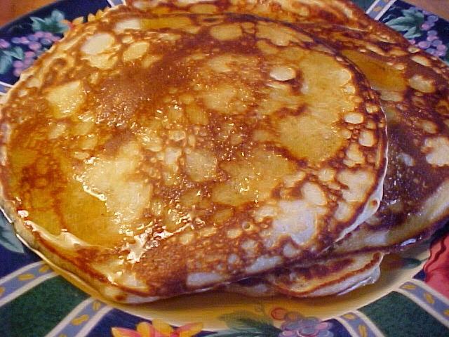 Délicieuses pancakes