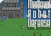 Medieval Robot Defense cheat walkthrough.