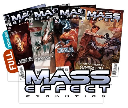 HQ  Mass Effect Evolution  Completo