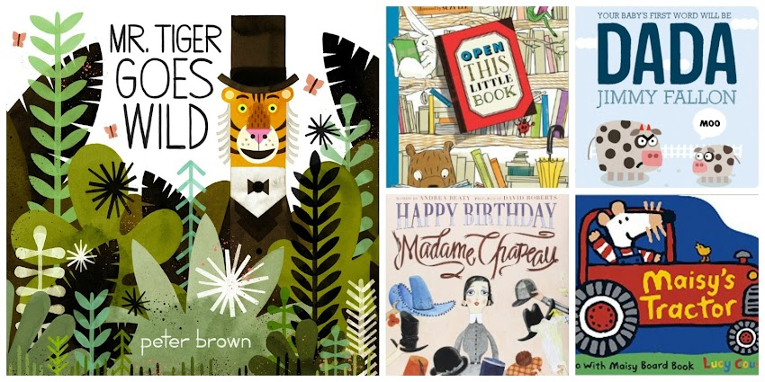 Christmas Shopping List 2015: Kids Books