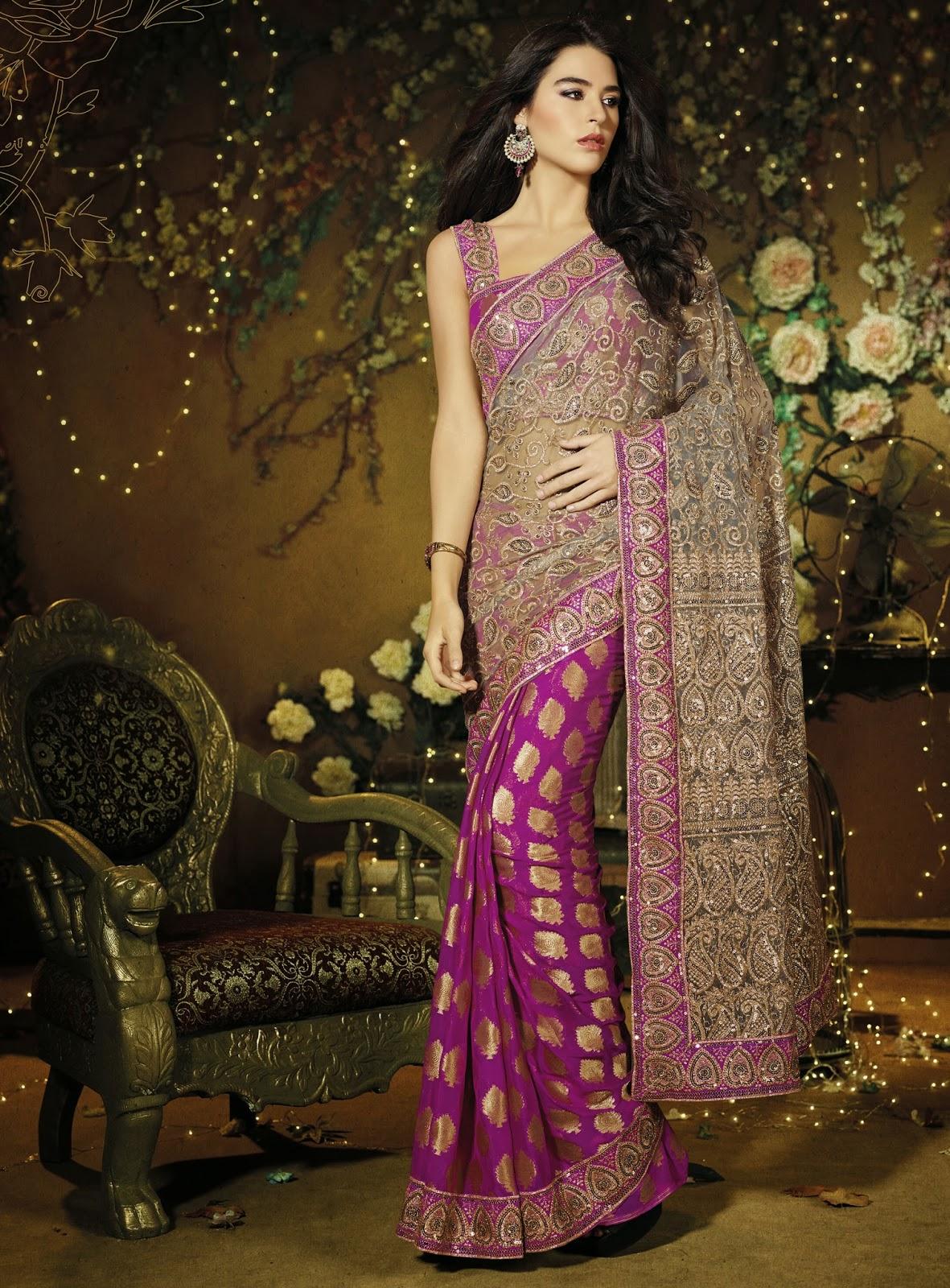 designer sarees images festive season saree collection. Black Bedroom Furniture Sets. Home Design Ideas