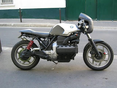 BMW K75S Cafe Racer projects ~  BMW K75S Cafe Racer | BMW Cafe Racer | BMW K75S Cafe Racer Conversion | BMW Cafe Racer Parts