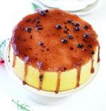 Tempahan Blueberry Cheese Cake