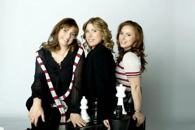 Échecs & Quizz : Les 3 soeurs Polgar Susan, Judit et Sofia