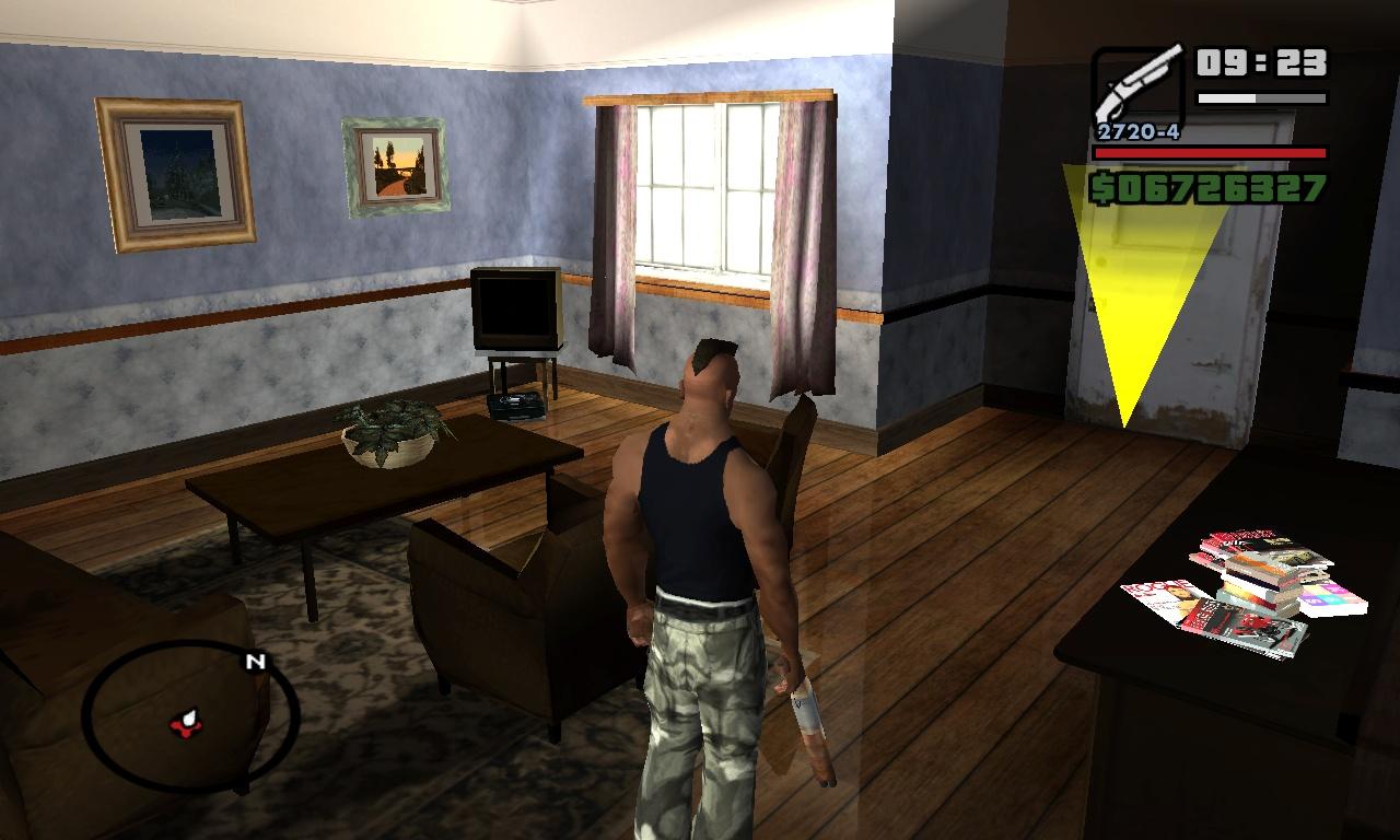 Tips bermain GTA SanAndreas di PC agar tidak [3L] Lemot/Lambat/Lag