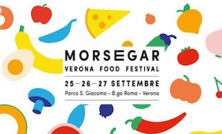 Morsegar  Verona Food Festival dal 25 al 27 Settembre Verona