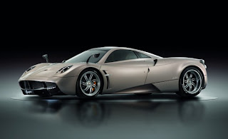 2013 Pagani Huayra Wallpapers gallery