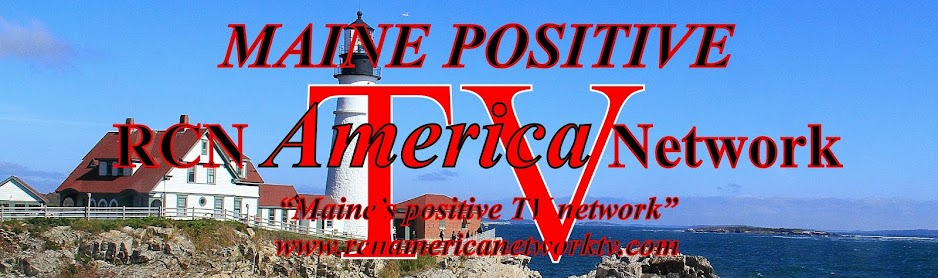MAINE POSITIVE TV