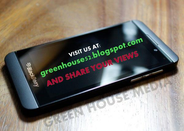 GREEN HOUSE INVITES YOU