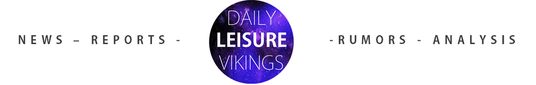 Daily Leisure Vikings- Minnesota Vikings News, Opinions, Reports, and More.