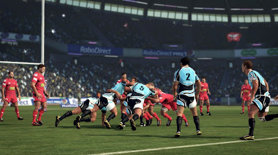 Rugby Challenge 2: The Lions Tour Edition Screenshots 1