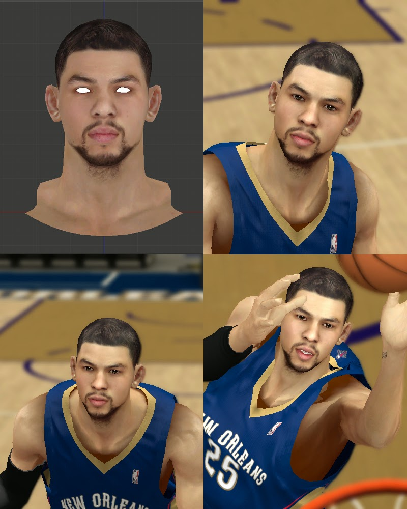 Austin Rivers Patch NBA 2K14