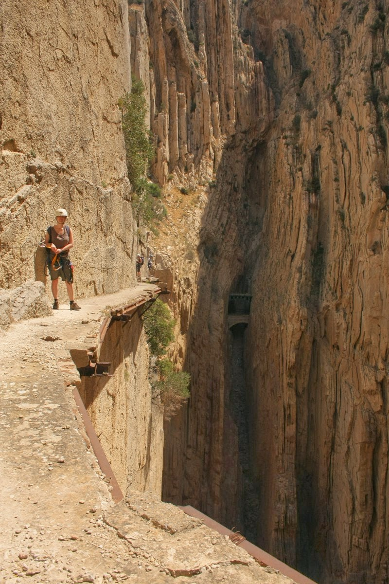 El Caminito del Rey | The Most Dangerous Walkway