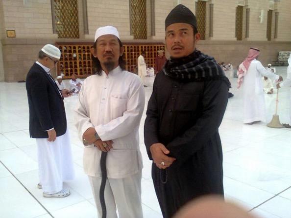 """Sidang Media """"Imam Mahdi"""" di Kuala Lumpur"""