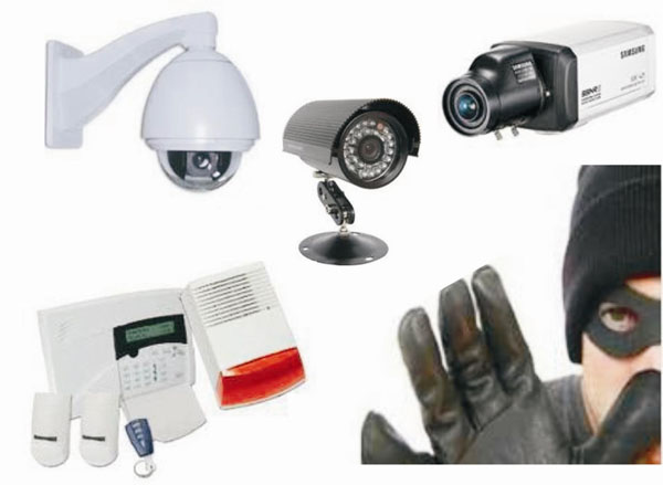 Kamera montaj elemanı Alarm montaj elemanı iş ilaNI