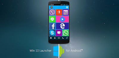Win 10 Launcher : Pro v1.6 APK Android
