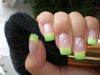 manicure frances doble