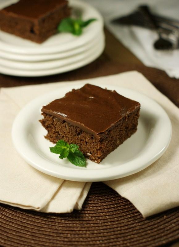 Cake Made With Hershey S Chocolate Syrup
