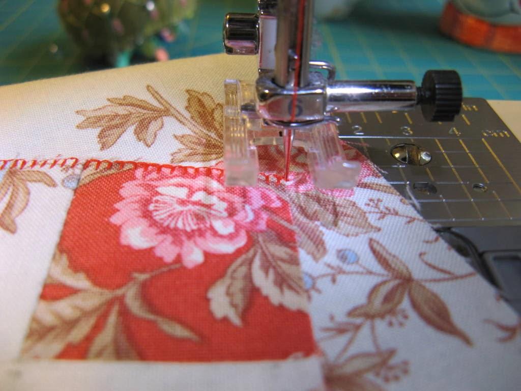 fabric sting machine