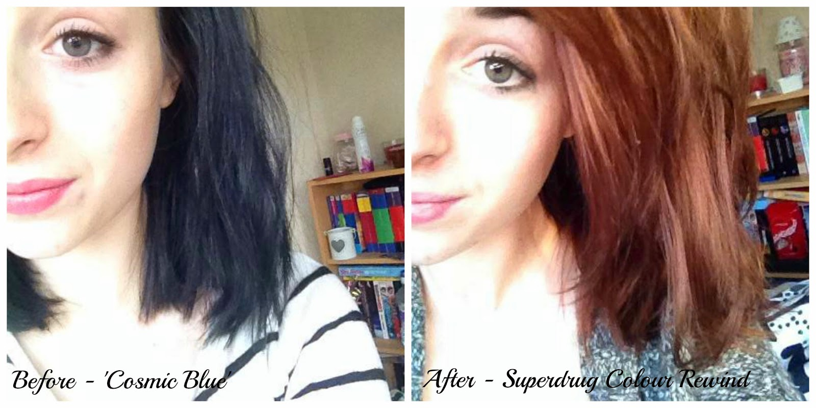 Superdrug Colour Rewind Review With Before After Photos What
