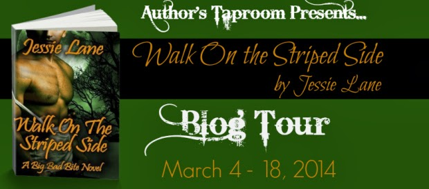 Walk on the Striped Side Blog Tour!