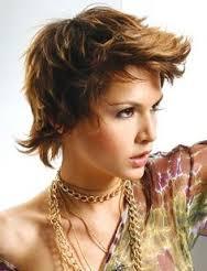 Beauty Care Choices Boho Style For Short Hair