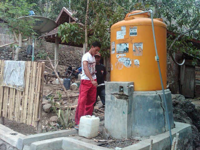 Kekeringan, Setahun Warga Nggaro Nangga Kesulitan Air Bersih