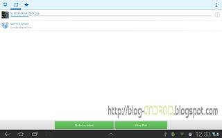 Cara Upload di Android Dengan Dropbox