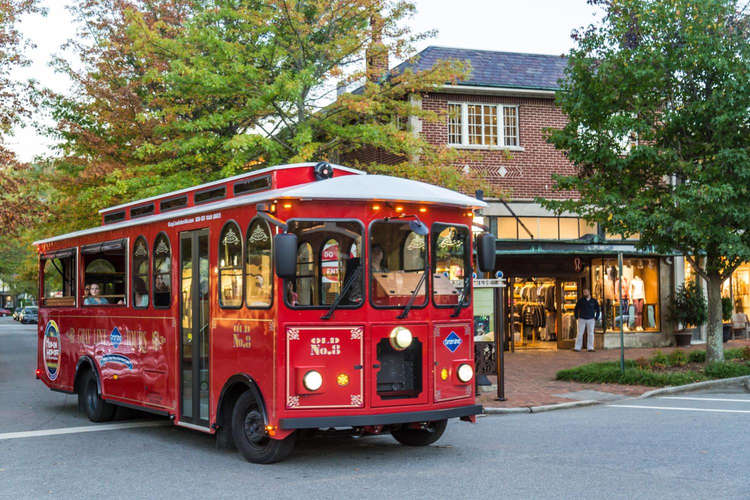 Greyline Trolley Tours
